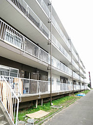 ヴィラナリー富田林4号棟[1階]の外観