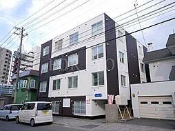 北海道札幌市西区二十四軒四条5丁目の賃貸アパートの画像