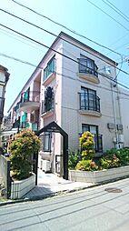 静岡県静岡市駿河区登呂5丁目の賃貸マンションの外観