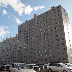 アイシティ大谷地A棟[1階]の外観