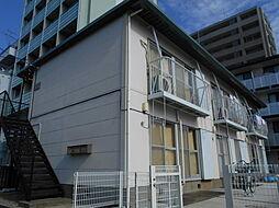 神奈川県相模原市中央区相模原5丁目の賃貸アパートの外観