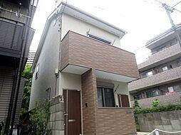 東京都練馬区東大泉5の賃貸アパートの外観