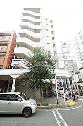 神奈川県横浜市鶴見区本町通3丁目の賃貸マンションの外観