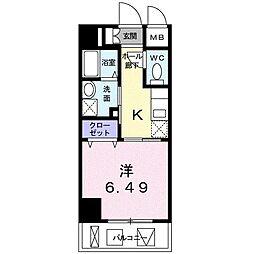 キアーラ[2階]の間取り