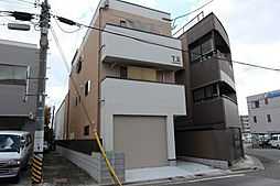 T.Kコーポ[1階]の外観