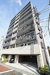 エルミタージュ横濱阪東橋[4階]の外観