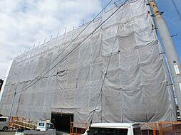 (仮称)新喜多東1丁目新築マンション[3階]の外観