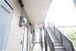 サニーコートB[1階]の外観