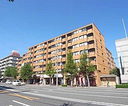 京都府京都市左京区高野東開町の賃貸マンションの外観