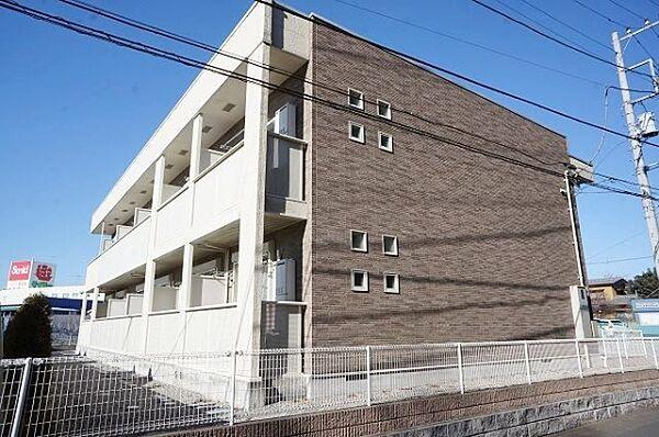 プリマ・レーベン 1階の賃貸【茨城県 / 稲敷郡阿見町】