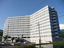 プレジール湯沢[9階]の外観