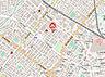 地図,2LDK,面積56.5m2,賃料11.1万円,札幌市営東西線 琴似駅 徒歩4分,JR函館本線 琴似駅 徒歩10分,北海道札幌市西区二十四軒四条3丁目