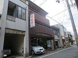 山澤マンション[201号室]の外観