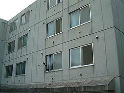 北海道札幌市北区北十四条西1丁目の賃貸マンションの外観