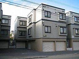スプリーム豊平弐番館[2階]の外観