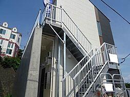 ジョーヌ・ドール[1階]の外観
