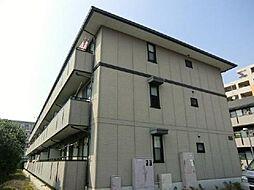 ハイローズ船橋壱番館[107号室]の外観