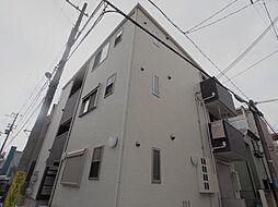 兵庫県神戸市東灘区御影本町3丁目の賃貸アパートの外観