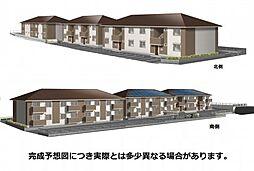 (仮称)D−room宮田町A[2階]の外観