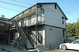 大阪府茨木市沢良宜浜1丁目の賃貸アパートの外観