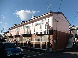 コーポウィンフィールドB棟[1階]の外観