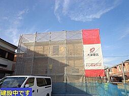 上野町アパート B棟[0203号室]の外観