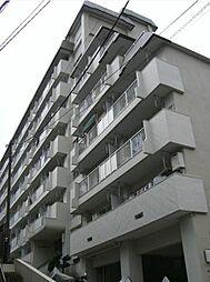 ニュー白金マンション[2階]の外観