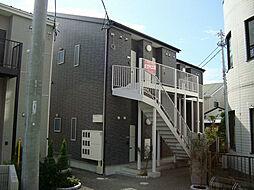 リバティ上平塚B[105号室]の外観