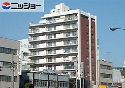 ハイツ東桜[9階]の外観