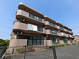 千葉県千葉市緑区おゆみ野有吉の賃貸マンションの外観