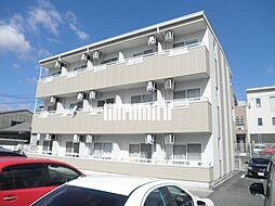 HANAMIZUKI四軒家[3階]の外観