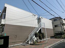 大阪府大阪市淀川区新高2丁目の賃貸アパートの外観