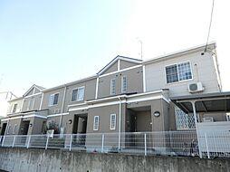 埼玉県鴻巣市大間2丁目の賃貸アパートの外観