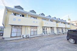 埼玉県入間郡毛呂山町大字毛呂本郷の賃貸マンションの外観
