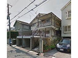 兵庫県神戸市垂水区向陽2丁目の賃貸アパートの外観