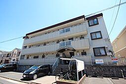 愛知県名古屋市中川区畑田町3の賃貸マンションの外観