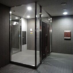 レーベン野幌[8階]の外観