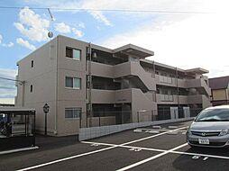 栃木県宇都宮市鶴田1丁目の賃貸マンションの外観
