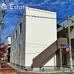 愛知県名古屋市中村区上ノ宮町1丁目の賃貸アパートの外観