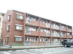 滋賀県大津市尾花川の賃貸マンションの外観