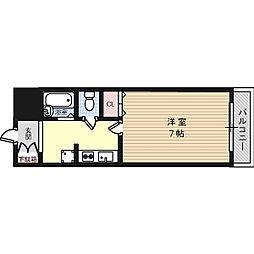 ステラマンション[2階]の間取り