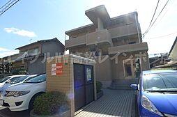 香川県高松市花園町3の賃貸マンションの外観