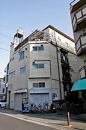 桧マンション[3階]の外観