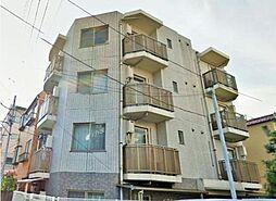 東京都江東区東陽5丁目の賃貸マンションの外観