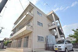 愛知県一宮市大和町氏永字小松山の賃貸マンションの外観