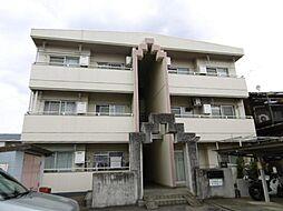 カネカ坂本第3マンション[201号室]の外観
