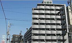 ノルデンハイムリバーサイド天神橋[203号室]の外観