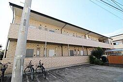 千葉県習志野市津田沼5丁目の賃貸アパートの外観