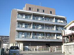 埼玉県北本市北本2丁目の賃貸マンションの外観
