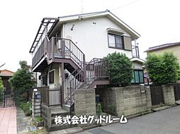 飯島ハイツ[2階]の外観